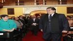 Alan García: 'Ratificación de Julio Velarde fue acertada'
