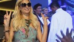 Paris Hilton inaugura tienda de bolsos en Manila