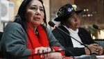 García Naranjo anuncia la creación del Consejo Nacional de la Mujer
