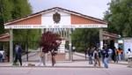 Universidad de Huamanga es tomada por alumnos
