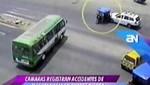 Puente Piedra: Mototaxis causan accidentes en la vía pública