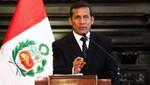 Ollanta Humala asistirá a condecoración de Luis Bedoya Reyes