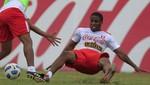 Farfán no fue sancionado y podrá jugar frente a Colombia y Uruguay