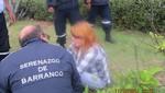 Serenos impiden que mujer se suicide en los malecones de Barranco