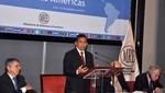 'Necesitamos menos escándalos y más trabajo', afirmó Ollanta Humala