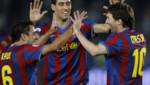 Barcelona goleó 4 a 0 al Santos y se coronó campeón del Mundial de Clubes (Video)