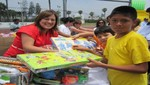 Cinco mil niños barranquinos disfrutaron de fiesta navideña