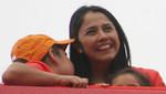 Nadine Heredia: 'Ollanta se encuentra asqueado de la corrupción'