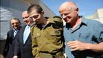 550 prisioneros son liberados en Israel