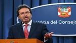 Presidente del Consejo de Ministros niega injerencia sobre el Poder Judicial