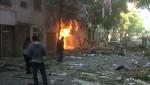 Argentina: Explosión de gas en un edificio mata a 5 personas [VIDEO]