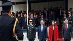 Ejecutivo insta a la Policía Nacional a generar confianza en la población