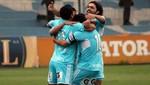 Sporting Cristal superó 2-0 al Unión Comercio