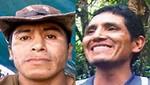 Ministro de Defensa Pedro Cateriano: Cuerpos de dos de los tres terroristas abatidos en el VRAEM son de 'Alipio' y 'Gabriel'