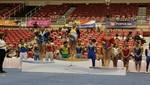 Gimnasta Sandra Collantes logró medalla de bronce en Campeonato de Especialidades en Puerto Rico