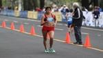 Kimberly García rompe record nacional en el Mundial de Atletismo de Rusia