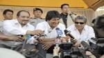 Evo Morales tendrá una cita el 6 de septiembre con el Papa Francisco