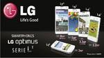 CLARO presenta portafolio de smartphones LG Optimus Serie LII