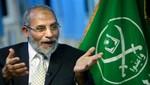 Mohamed Badie líder espiritual de la Hermandad Musulmana fue detenido en El Cairo