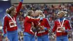 Mundial de Atletismo 2013: Atletas rusas causan revuelo al besarse en la boca [VIDEO]
