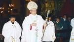 Huancavelica está de duelo: Ha muerto nuestro obispo emérito, Monseñor William Dermott Molloy McDermott
