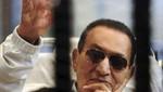 Egipto: Tribunal ordena la liberación de Hosni Mubarak