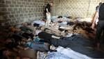 Siria: Ataques químicos matan a cientos [VIDEO]