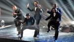 Justin Timberlake se reunió con los NSYNC en los MTV VMAs 2013 [VIDEO]