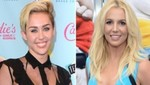 Miley Cyrus tendrá la colaboración de Britney Spears en su nuevo disco Bangerz