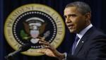 Obama habla sobre Siria desde la Casa Blanca [EN VIVO]