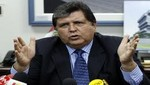 Delegación del Partido Aprista Peruano a la mesa de diálogo con el Gobierno será encabezada por el Presidente Alan García Perez