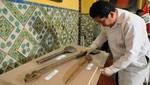 Ministerio de Cultura recibió bienes culturales repatriados de España y Australia