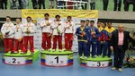 Equipo peruano de Kata logró medalla de oro en Panamericano Juvenil de Karate en Colombia