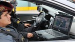 Cien patrulleros inteligentes ya están vigilando las calles de Lima