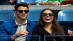 Nick Jonas besó a su novia Olivia  Culpo en el Abierto de EE.UU. [FOTOS]