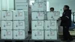 Puno recibe más de 200,000 dosis de vacuna contra influenza y neumonía