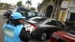 Barranco detecta más de 400 casos de evasión por pago de estacionamiento vehicular