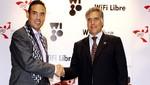 IPD Presentó WIFI libre en el Estadio Nacional disponible para el Perú - Uruguay