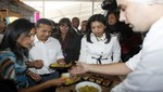 """""""Mistura"""" pone en valor la fortaleza de nuestra gastronomía, destacó mandatario"""