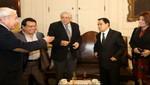 Otárola: Congreso buscará mejorar relación con la ciudadanía