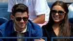 Nick Jonas acompaña a Olivia Culpo a una ceremonia de homenaje [FOTOS]