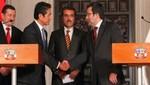 Presidente del Consejo de Ministros dialogó con Fuerza Popular