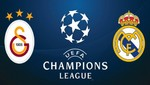 Champions League: Galatasaray vs Real Madrid [EN VIVO]