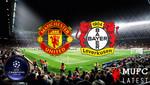 Champions League: Manchester United vs Bayer Leverkusen [EN VIVO]