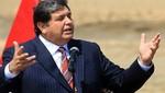 Alan García: Mensaje al Plenario del Partido Aprista Peruano