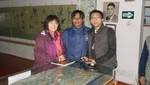 Embajadora de China en Perú resalta la belleza y riqueza natural del Santuario Nacional Lagunas de Mejía