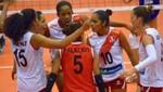 Sudamericano de Mayores - Ica 2013: Perú venció 3-2 a Colombia [VIDEO]