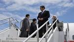 Arribó a Nueva York el presidente Humala con el objetivo de cumplir recargada agenda de trabajo