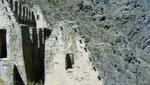Incendio forestal no afectó al monumento arqueológico de Ollantaytambo