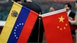 Maduro se reunió con el presidente de la Conferencia Consultiva Política de China